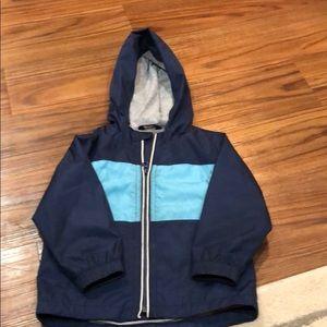 Boys rain/light jacket! Size 2T